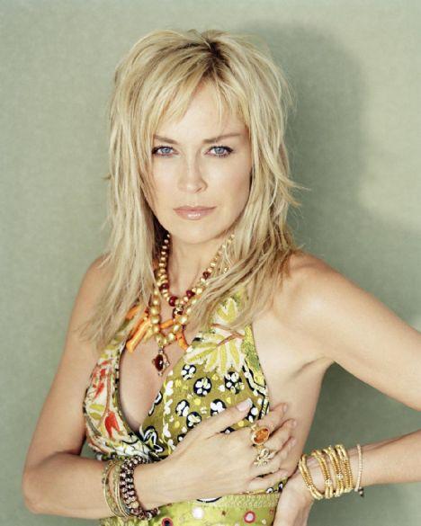 Sharon Stone (50 yaşında)